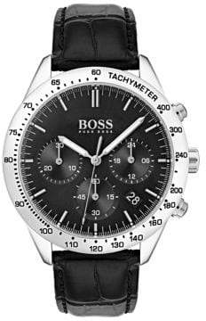 BOSS Mens Chrono Talent Watch