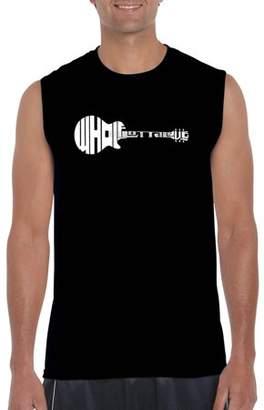 Lotta Love Pop Culture Big Men's Sleeveless T-Shirt - Whole