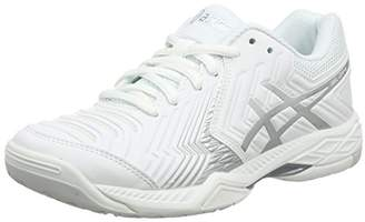 Asics Women's Gel-Game 6 Tennis Shoes,4 UK