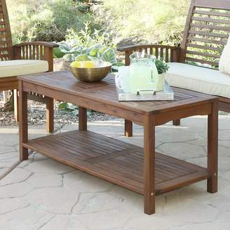Co Darby Home Widmer Patio Coffee Table