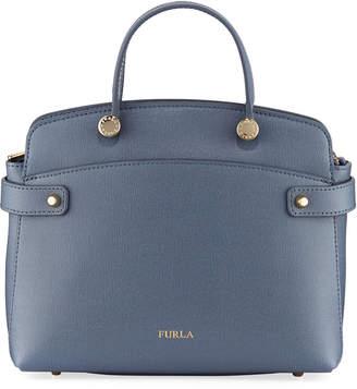 Furla Agata Small Saffiano Leather Tote Bag