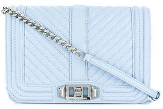 Rebecca Minkoff small Love crossbody bag