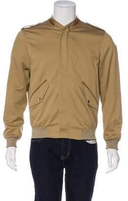 The Kooples Casual Zip Jacket