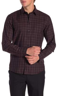 Toscano Checkered Regular Fit Shirt