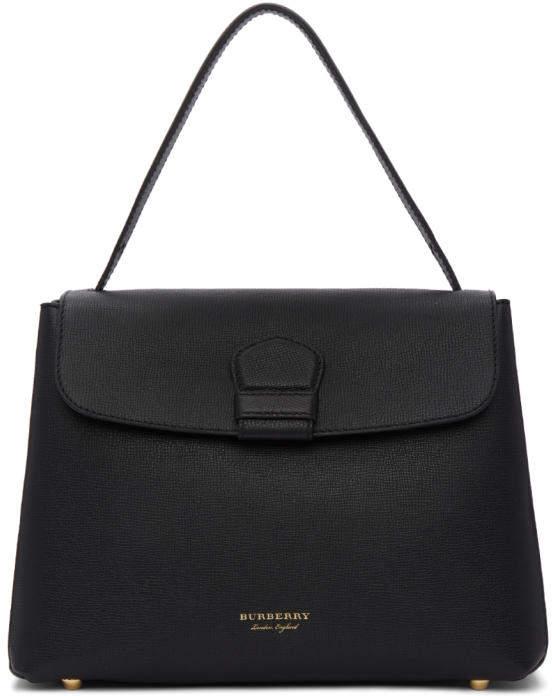 Burberry Black Medium Camberley Bag