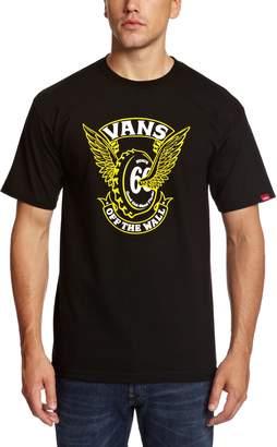 Vans Mens 12 Oz. Legion Graphic T-Shirt 047 S