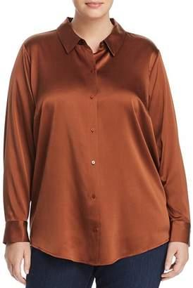 Eileen Fisher Plus Classic Shirt