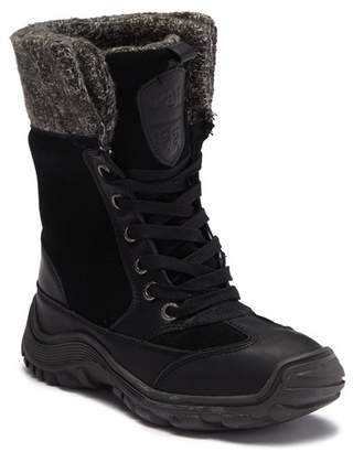 Pajar Ava Faux Wool Cuff Waterproof Boot