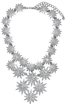 Kenneth Jay Lane Starburst Bib Necklace