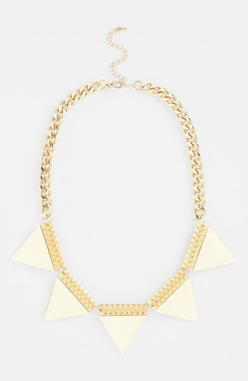 Leith 'Triangle' Statement Necklace