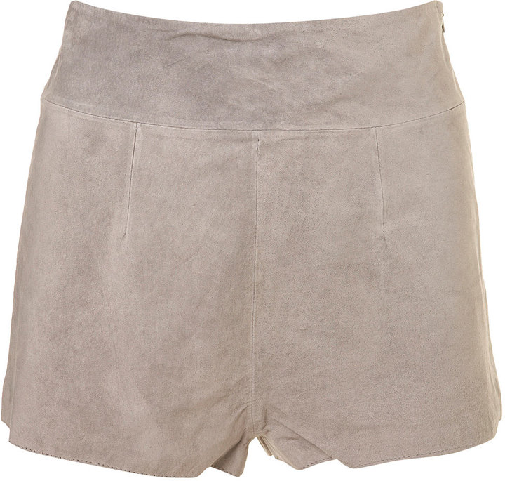 Suede Hotpant Shorts