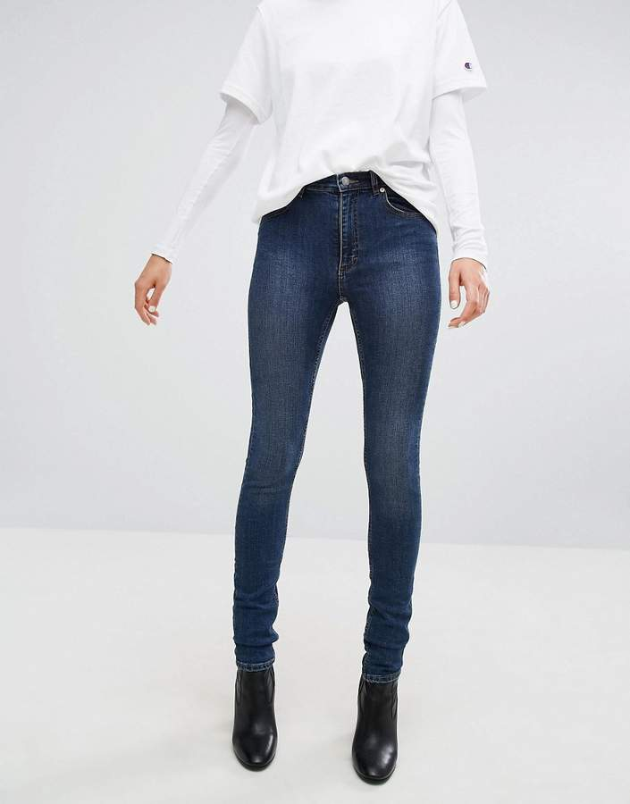 Cheap Monday Cheap Monday Second Skin Skinny Jean
