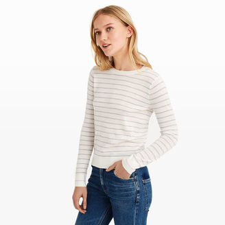 Kalani Stripe Sweater $89.50 thestylecure.com