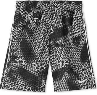 Nike Big Boys Star Dust Printed Volley Swim Trunks