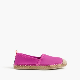Girls' Sea Star Beachwear® Beachcomber espadrilles $68 thestylecure.com