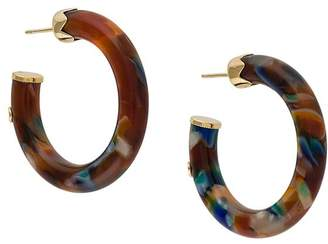 Gas Bijoux Caftan hoop earrings