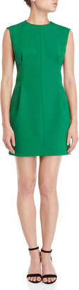 Maje Green Sheath Dress
