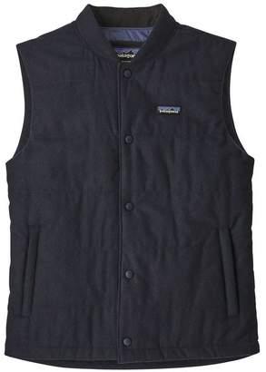 Patagonia Men's Recycled Wool Vest