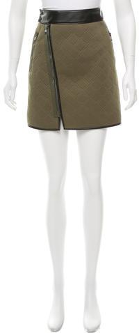 3.1 Phillip Lim3.1 Phillip Lim Embossed Mini Skirt w/ Tags