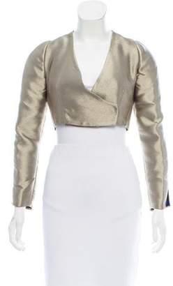 Tome Metallic Wrap Jacket