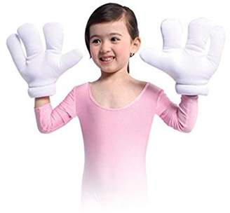 Fun World Costumes Cartoon Hands Small Adult Gloves
