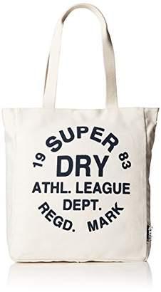 Two Tone, Womens Backpack Handbag, Rosa (Bubblegum), 32.0x37.0x9.0 cm (W x H L) Superdry