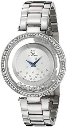 Cabochon Women's 80418-02S Joya Analog Display Quartz Watch