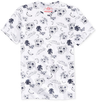 American Rag Men's Havana Graphic T-Shirt, Created for Macy's $12.98 thestylecure.com