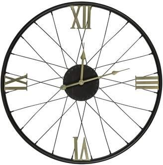 Cooper Classics Dedon 21 Wall Clock