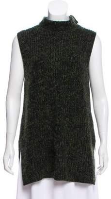 Alexander Wang Wool- Blend Knit Turtleneck