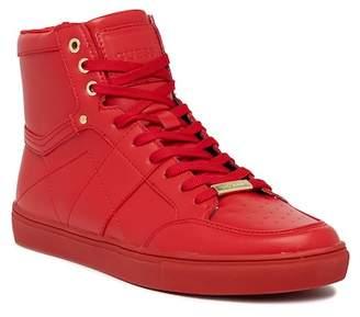 GUESS Tiller 2 High Top Sneaker