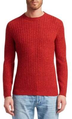 Brunello Cucinelli Donegal Knit Crewneck Sweater