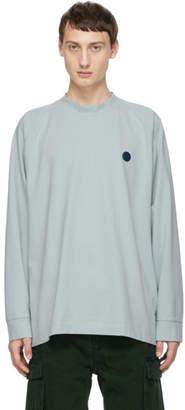 Acne Studios Bla Konst Blue Carp Uni T-Shirt