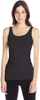 Only Hearts Women's Delicious Long Line Low Back Tank