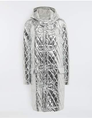 Maison Margiela Quilted Hood Coat