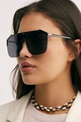 Gone Glamping Oversized Sunglasses