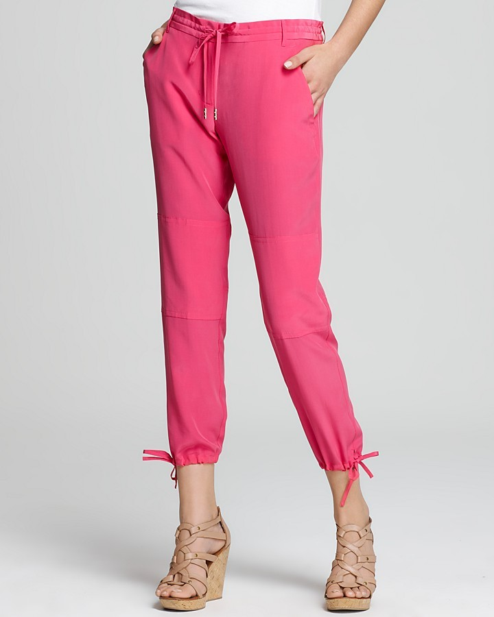 Juicy Couture Solid Track Pants