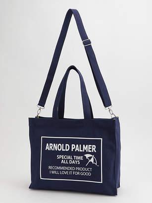 Arnold Palmer (アーノルド パーマー) - アーノルドパーマータイムレス ロゴキャンバストート大