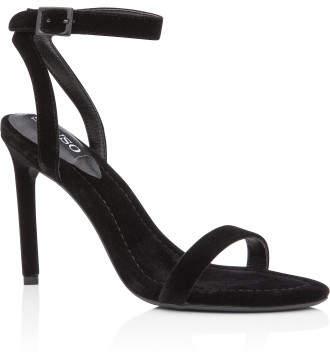 Senso Velvet Heel