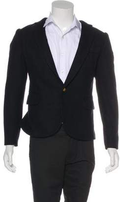 Maison Margiela Ornate Button Blazer
