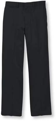 L.L. Bean L.L.Bean Wrinkle-Free Dress Chinos, Classic Fit Plain Front