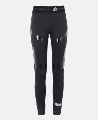 adidas by Stella McCartney Black Running Ultra Tight