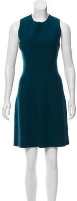 Alaia Textured A-Line Dress