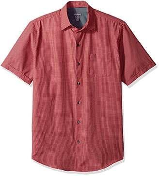 653fff20fb9 at Amazon.com · Van Heusen Men s Air Windowpane Short Sleeve Shirt