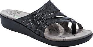 BareTraps Baretraps Thong Slide Sandals - Josey $59 thestylecure.com
