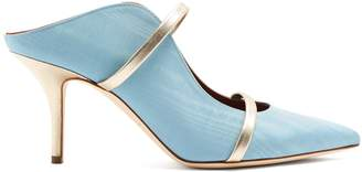 Malone Souliers Maureen Moire faille mules