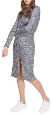 Miss Selfridge Marled Shift Dress