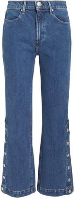Rag & Bone Dylan Snap Button Jeans