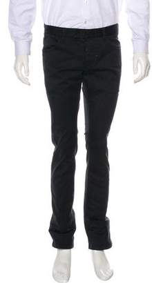 Prada Five-Pocket Slim Pants
