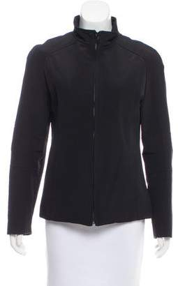 Andrew Marc Lightweight Zip-Up Jacket
